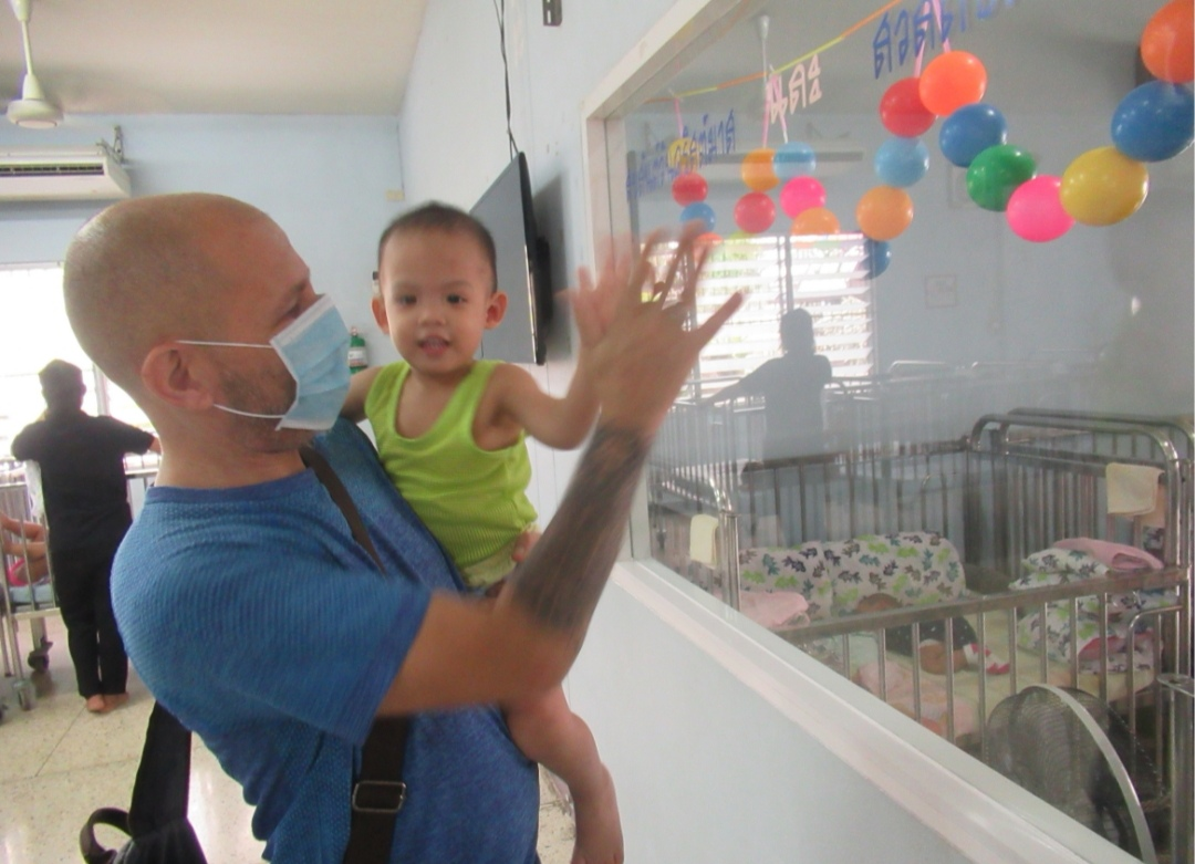 My visit to Pattaya Orphanage