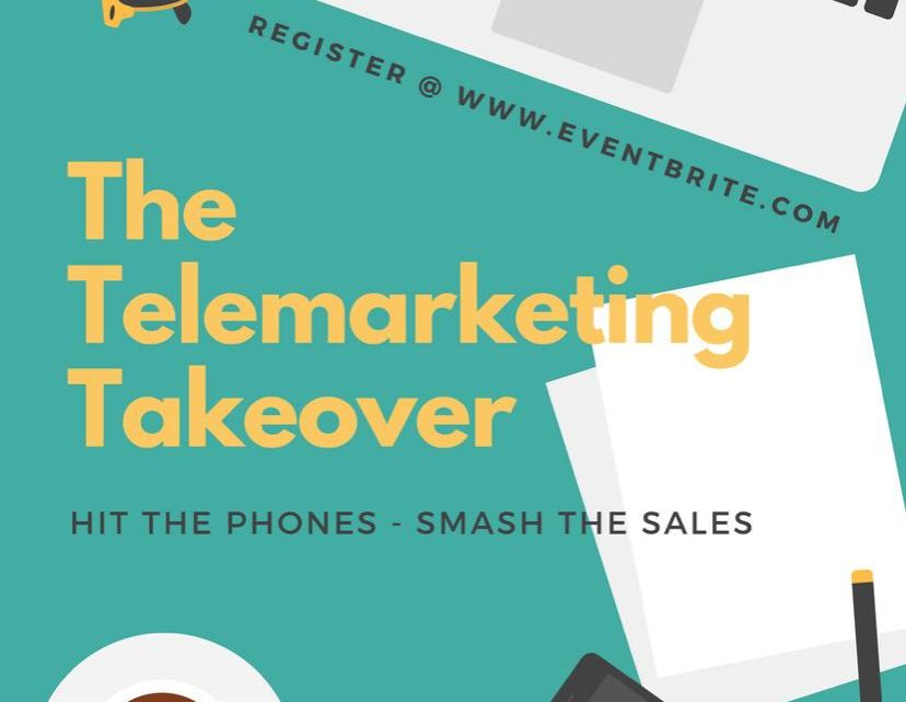 Guest Speaking at the Telemarketing Takeover