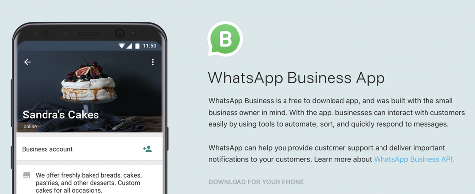 Check out WhatsApp new feature for retailers