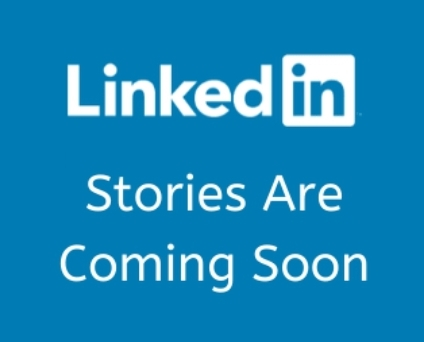 LinkedIn Stories are on their way!!