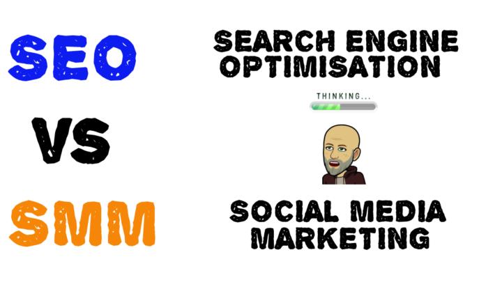 Google (SEO) vs. Social Media Marketing (SMM) – Which is Better?